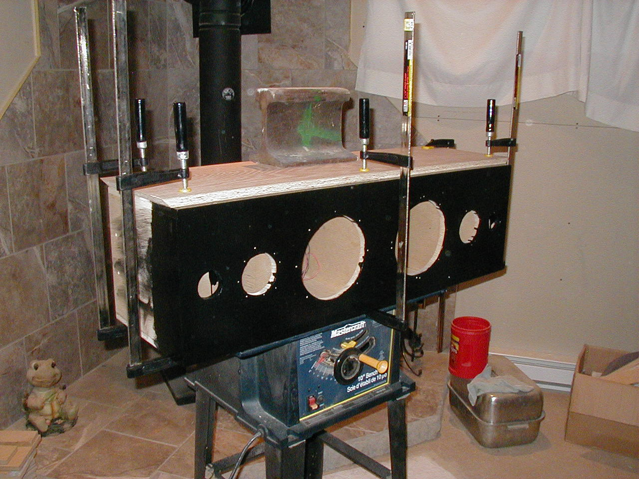 syst me audio type cin ma maison. Black Bedroom Furniture Sets. Home Design Ideas